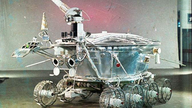 Роскосмос рассекретил уникальный документальный архив о первом в мире луноходе