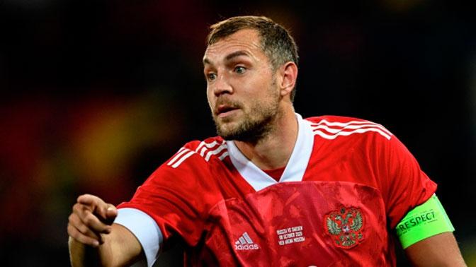Черчесов анонсировал возможное возвращение Дзюбы в сборную
