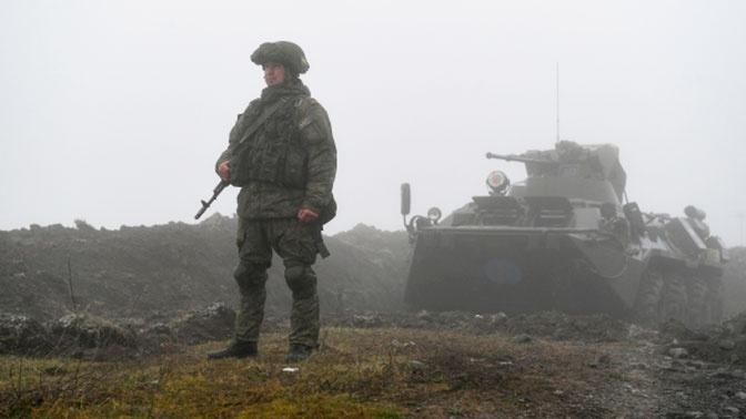 Лавров рассказал о выработке соглашения по Карабаху