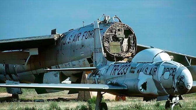 СМИ сообщили об ужасающем состоянии боевой авиации США