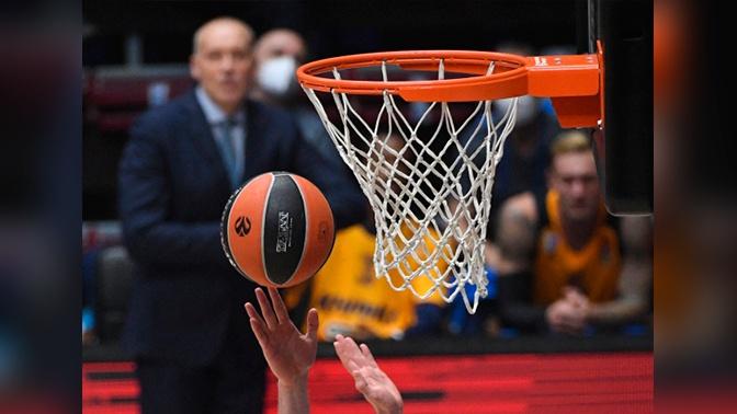 «Зенит» обыграл немецкую «Альбу» в матче баскетбольной Евролиги
