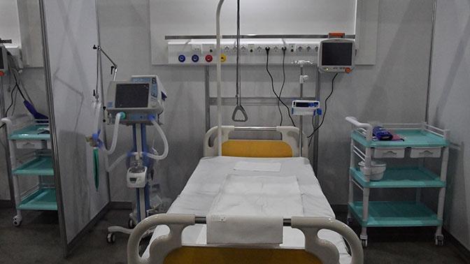 Медцентр Минобороны в Североморске начали оснащать оборудованием