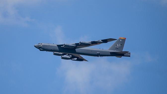 США перебросили стратегические бомбардировщики на Ближний Восток