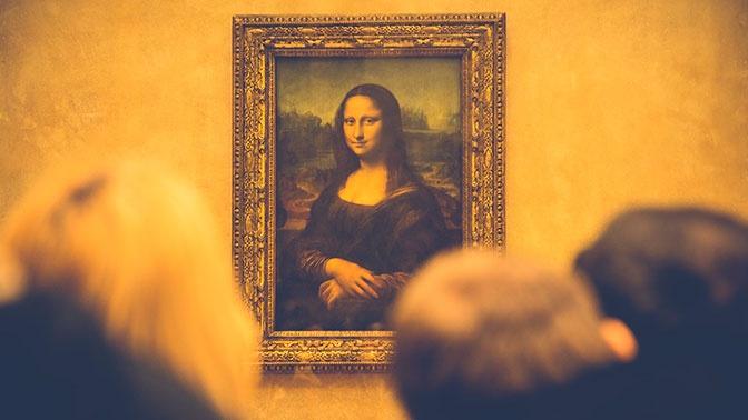 На работах Леонардо да Винчи найдены бактерии и человеческая ДНК