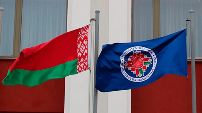 В МИД Белоруссии заявили о внесении руководства ЕС в санкционный список