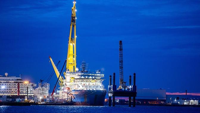 «Северный поток-2»— США усилили давление накомпании, которые строят газопровод