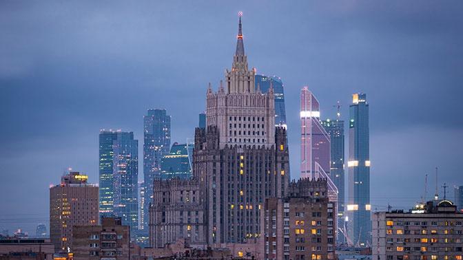 МИД РФ не исключает, что США вернутся в Договор по открытому небу при новой администрации