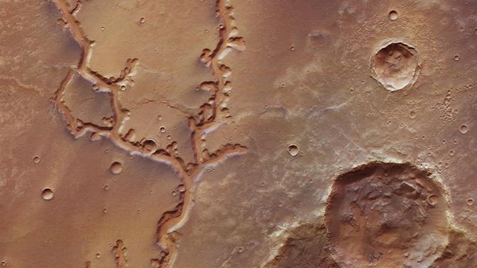 Илон Маск заявил, что первые поселенцы на Марсе будут жить в стеклянном куполе