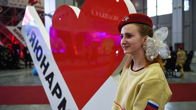 Прямой эфир, конкурсы и подарки: «Юнармия» откроет собственный магазин в Москве