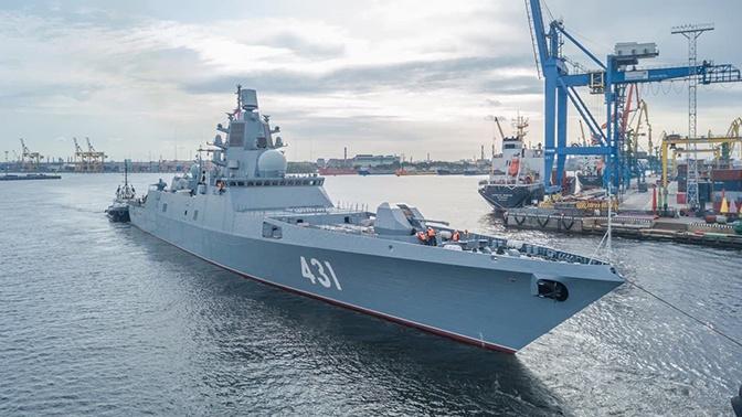 Начались серийные поставки агрегатов для фрегатов проекта 22 350