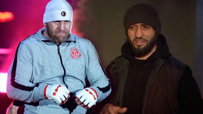 Бойцы Харитонов и Яндиев отказались от претензий друг к другу после драки