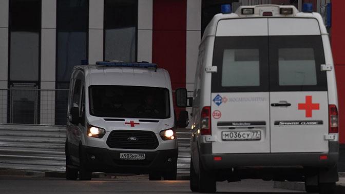 За сутки в Москве зарегистрировано 75 смертей от COVID-19