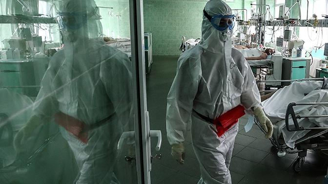 За последние сутки в России от коронавируса скончался 491 пациент
