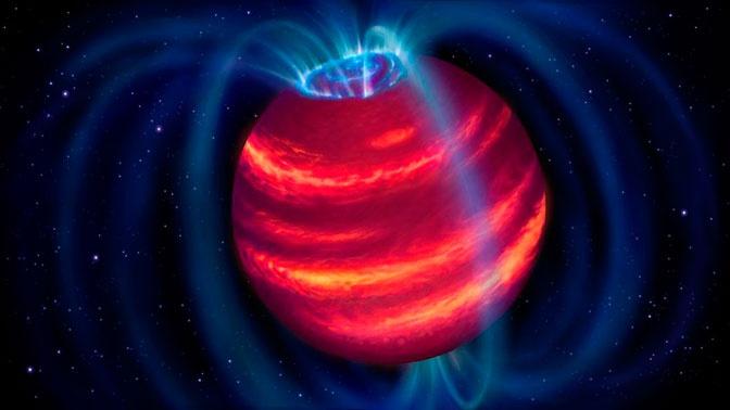 Астрономы впервые обнаружили «суперпланету» с помощью радиотелескопа