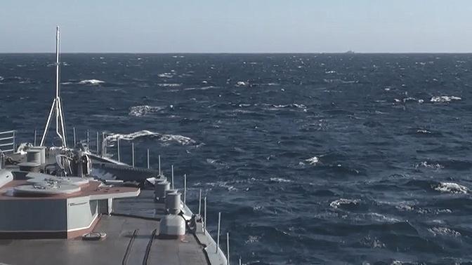 Эксперт назвал спланированной провокацией США вторжение эсминца «Джон Маккейн» в залив Петра Великого