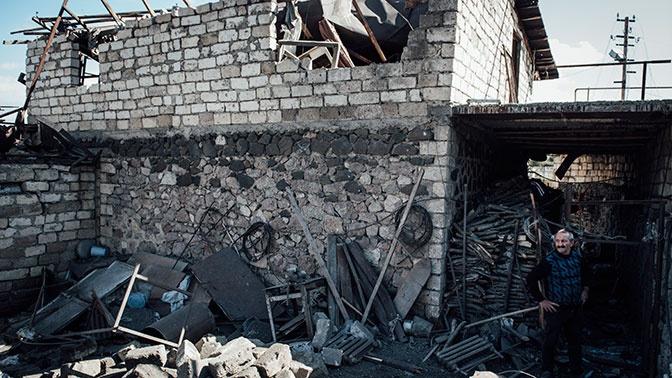 Сенат Франции призывает правительство признать Нагорный Карабах