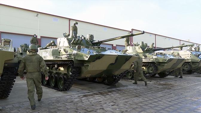 Перевооружение ВДВ: кубанские десантники получили БМД-4М и БТР-МДМ «Ракушка»