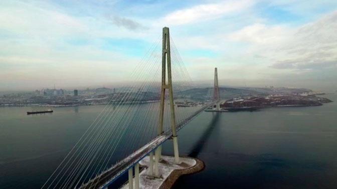 Открытие моста на остров Русский отложили еще на четыре дня