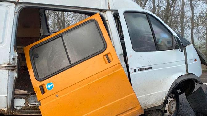 СК начал проверку по факту ДТП с шестью погибшими на Кубани