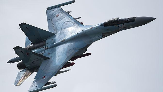 Истребитель-«убийца»: в США оценили возможности российского Су-35С