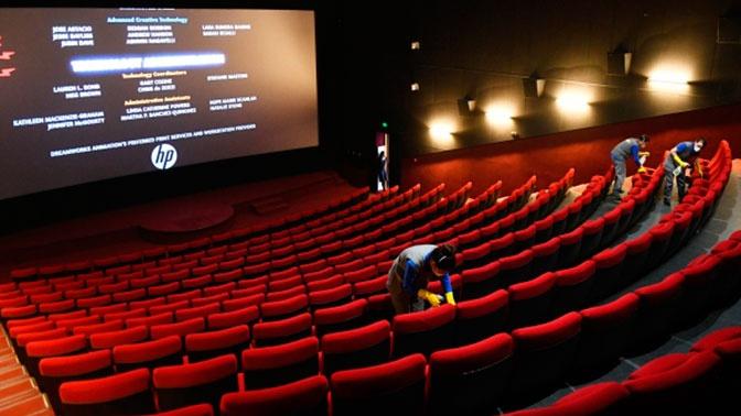 Кинотеатры увеличат количество сеансов в новогодние праздники
