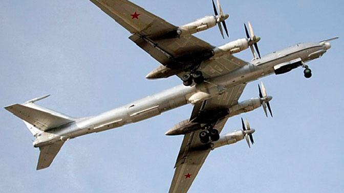 Британские ВВС были подняты на перехват российских Ту-142