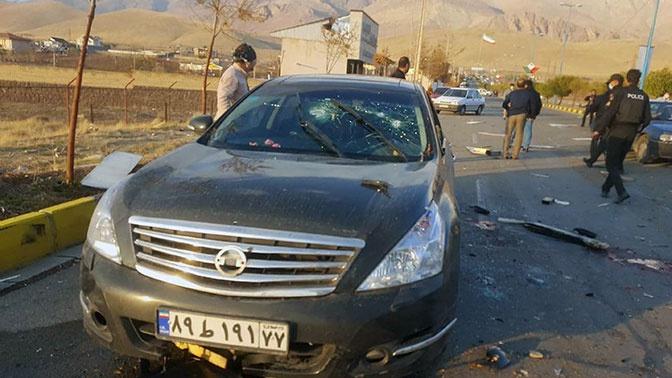 В Иране пообещали «обрушиться молнией» на убийц физика-ядерщика