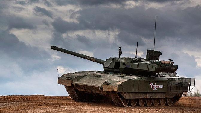 3D-модель украинского танка представили, как «убийцу Арматы»