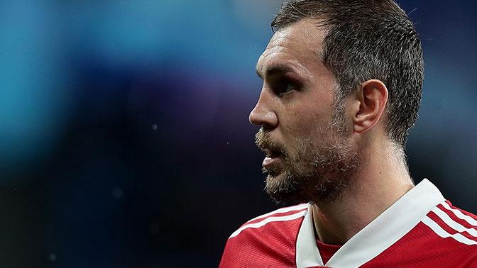 Черчесов назвал сроки возвращения Дзюбы в сборную в качестве капитана