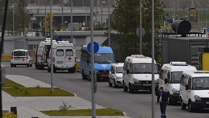 За сутки в Москве умерли 74 пациента с COVID-19