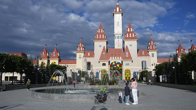 В столичном парке «Остров мечты» отрицают обвинения в нарушении санитарного режима