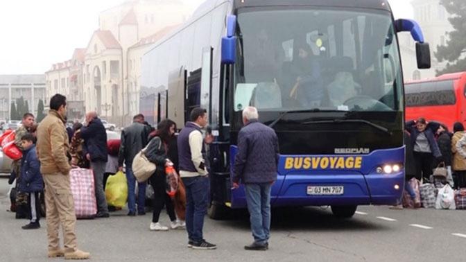 В Минобороны сообщили в возвращении в Карабах более 23 тысяч беженцев