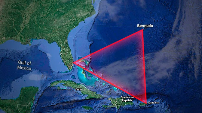 Чудовище из глубин: ученые раскрыли одну из тайн Бермудского треугольника