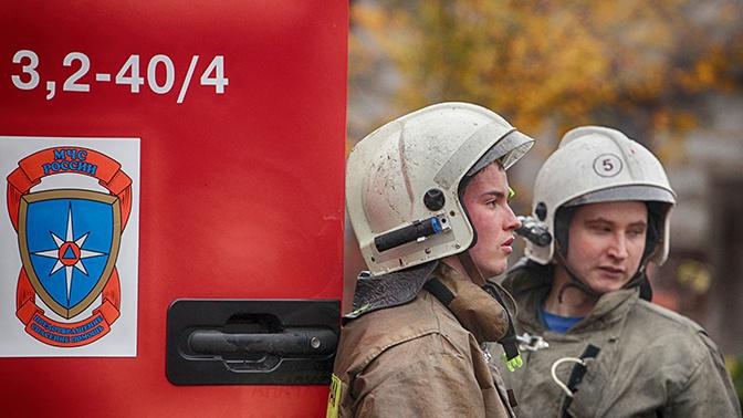 В МЧС назвали самые пожароопасные районы Подмосковья