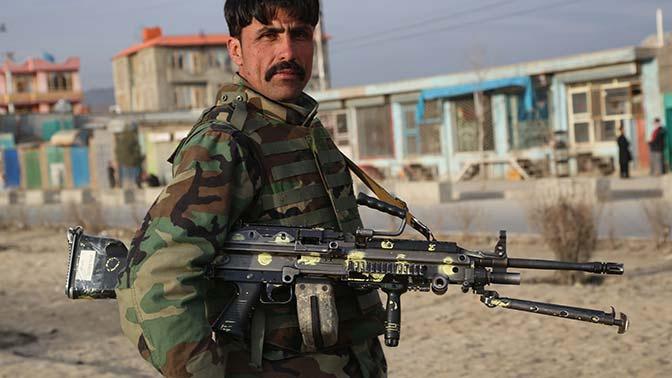 МИД РФ: машина российской дипмиссии подорвалась на СВУ в Кабуле