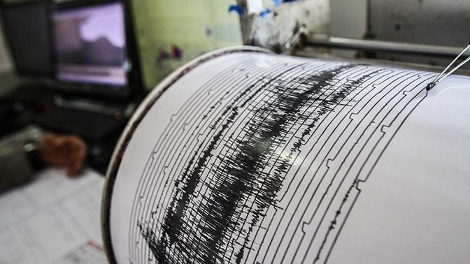 На Сахалине и близ границы Чили с Аргентиной произошли мощные землетрясения