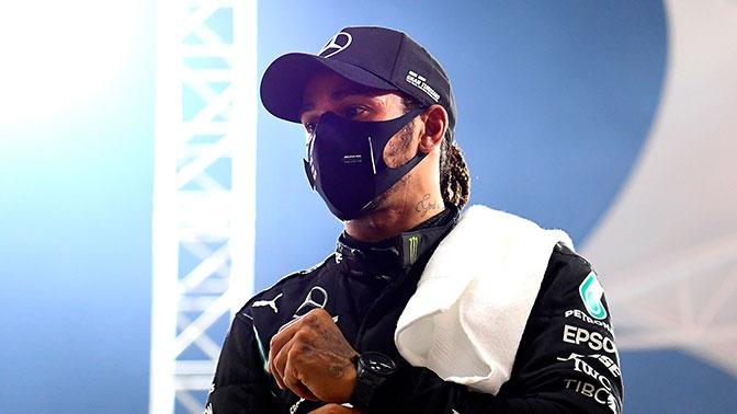 У семикратного чемпиона «Формулы-1» Льюиса Хэмилтона выявили COVID-19