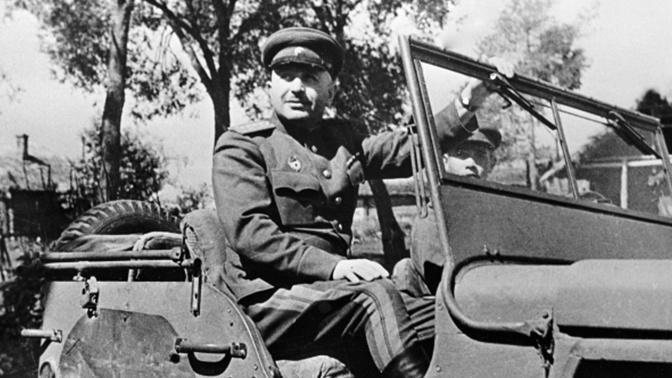 Непревзойденный стратег: 123 года назад родился маршал Советского Союза Иван Христофорович Баграмян