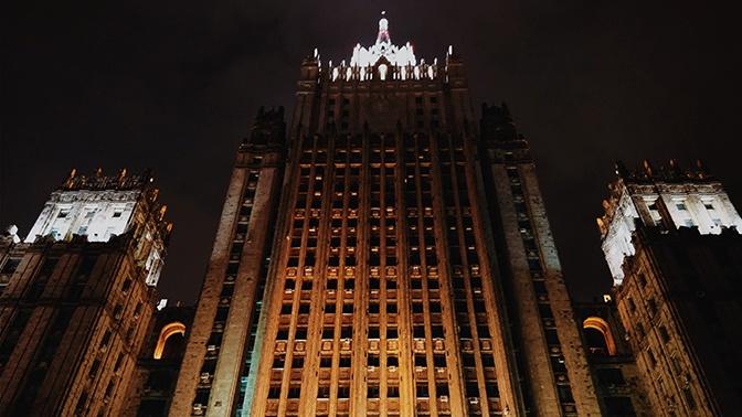 Лавров обсудил с главой МИД Азербайджана ход выполнения заявления по Карабаху