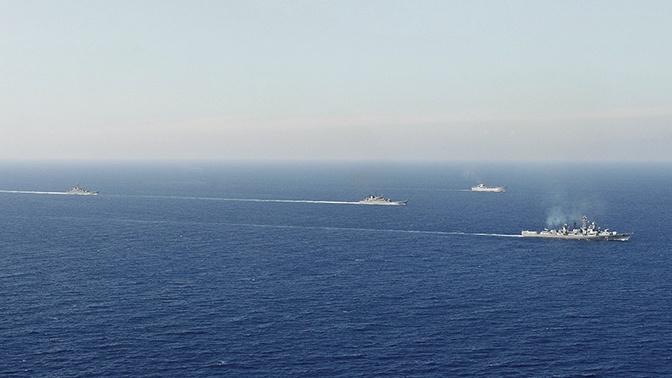 Морской бой и противодиверсионная оборона: корабли Черноморского флота вышли на учения с авиацией