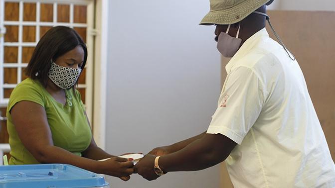 Адольф Гитлер победил на выборах в Намибии