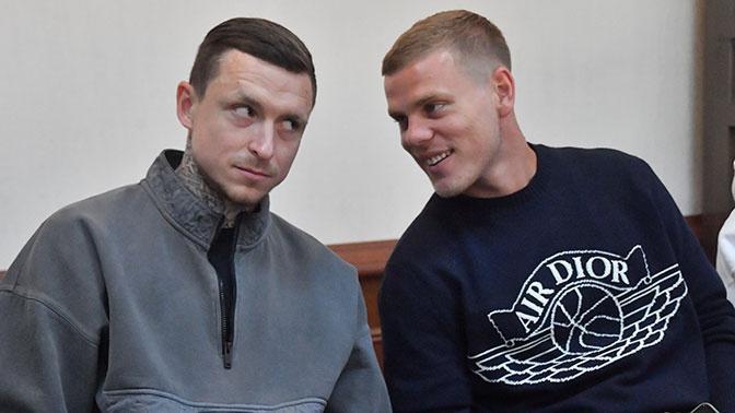 У Кокорина и Мамаева потребовали миллион рублей компенсации