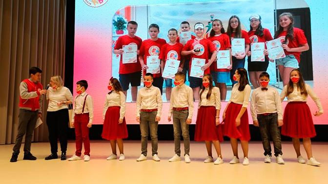 В учебно-методическом центре «Авангард» началась подготовка к финалу Всероссийской юнармейской лиги КВН