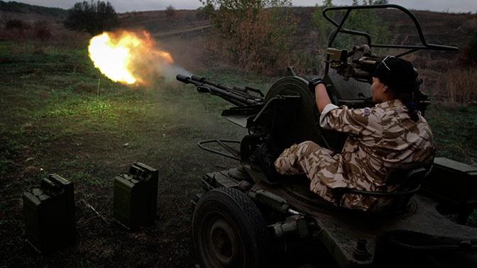 МИД ДНР: Украина активизировала обстрелы в Донбассе