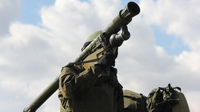 Более 30 комплектов ПЗРК «Верба» поступили на вооружение мотострелков ЮВО