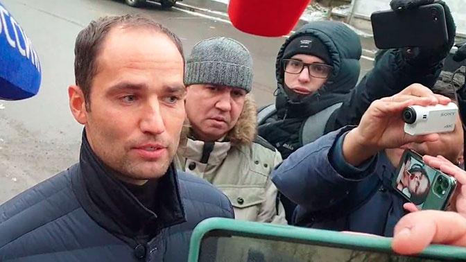 Широков заявил о готовности понести наказание за инцидент с арбитром