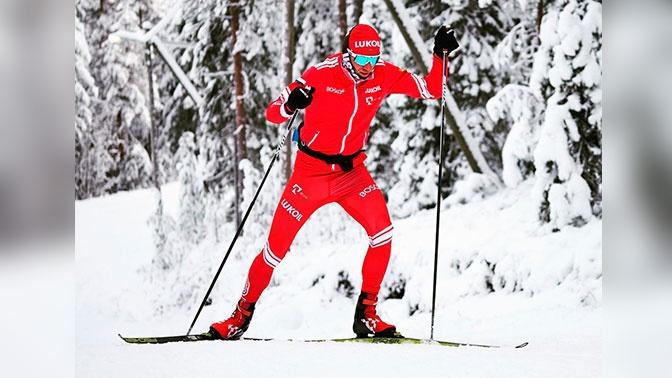 Российский лыжник Мальцев победил в спринте на этапе Континентального кубка в Швейцарии