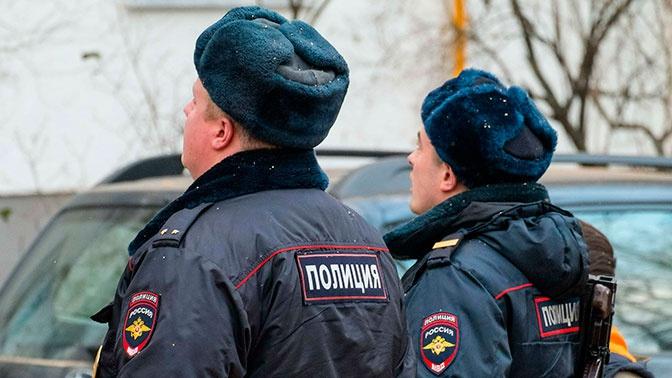 Под Красноярском неизвестный пытался поджечь отдел полиции