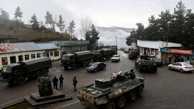 Лавров: Россия через своих миротворцев будет содействовать обмену пленными в Карабахе