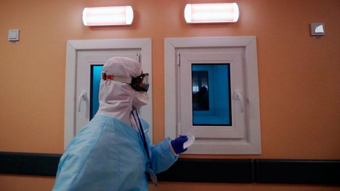 В Красноярске 101-летняя пациентка вылечилась от коронавируса